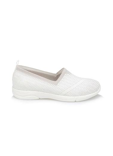 Travelsoft Ayakkabı Beyaz